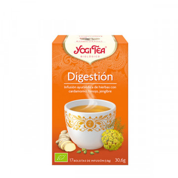 Digest tea 17 bags