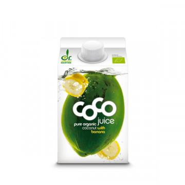 AGUA COCO PLÁTANO LIMÓN 500 ML