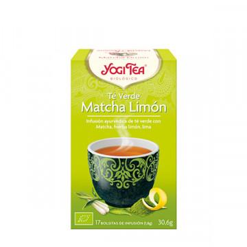 Matcha lemon green tea 17 bags