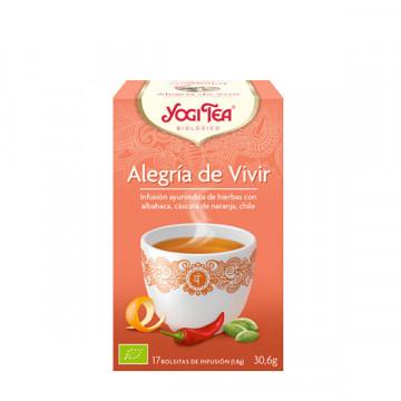 INFUSIÓN  ALEGRÍA VIVIR 17...