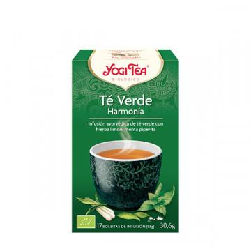 Harmony green tea 17 bags
