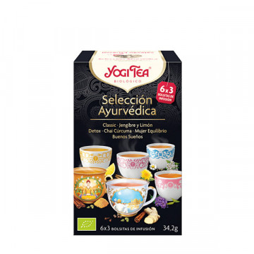 Ayurveda selection teas 17...
