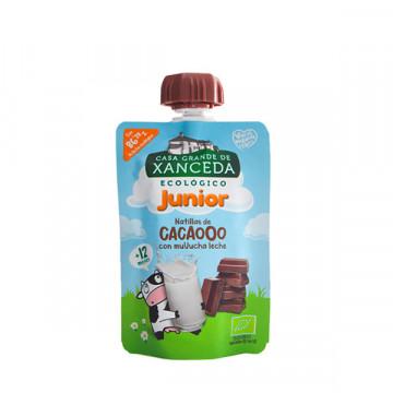 Chocolate liquid yogurt 90 gr