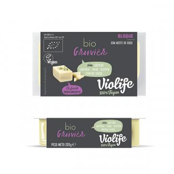 Gruyere vegan cheese 200 gr