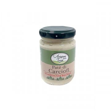 Artichoke spread  jar 140 gr