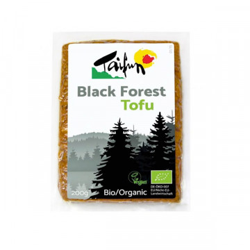 Black Forest smoked tofu...
