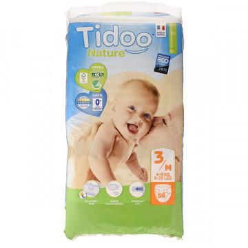 Diapers T3 M 4-9 KG 56 und