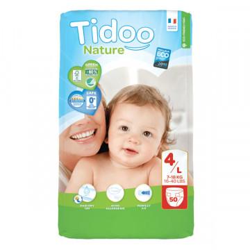 Diapers  T4 7-18 kg 50 und