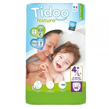 Diapers  T4 L PLUS 9-20 kg...
