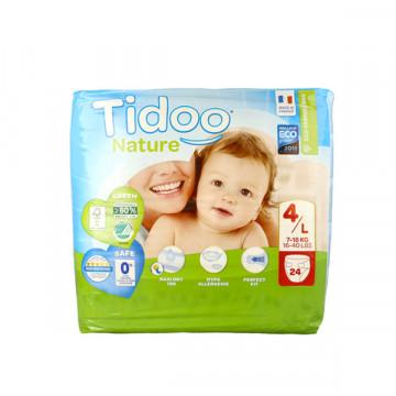 Diapers T4 7-18 kg 24 und