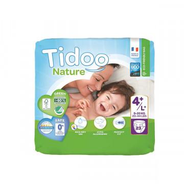 Diapers T4 plus L 9-20 kg...