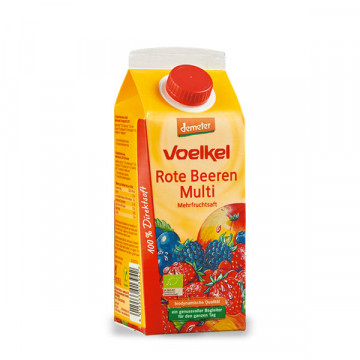 Red fruits juice 750 ml