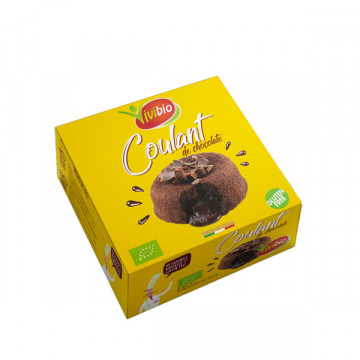 POSTRE COULANT CHOCOLATE 90 GR