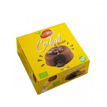 Chocolate coulant dessert...