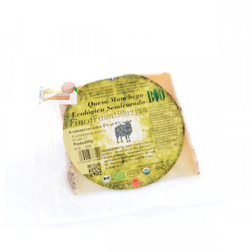 Manchego semi cured cheese...