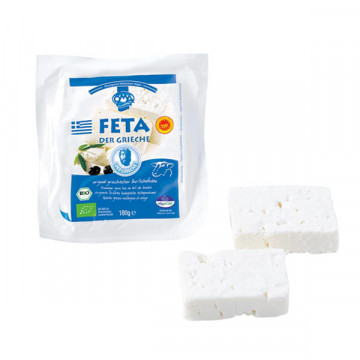 Feta sheep cheese 180 gr