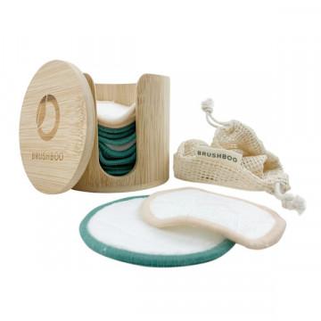 Facial pads bamboo box