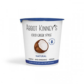Greek coconut yogurt 350 ml