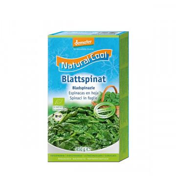 Frozen spinach 450 gr