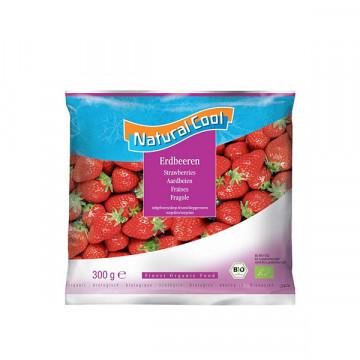 Frozen strawberries 300 gr