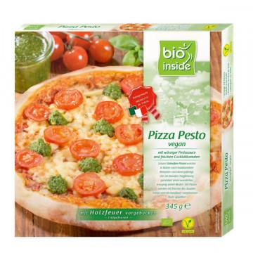 Frozen pesto pizza 345 gr