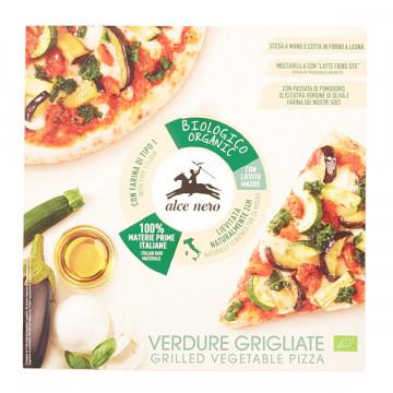 Frozen vegetable pizza 408 gr