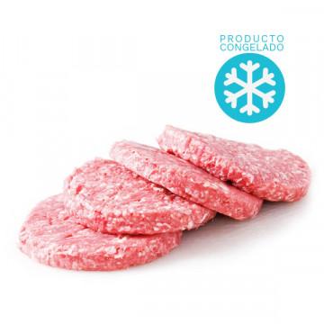 Frozen beef burgers 2 units