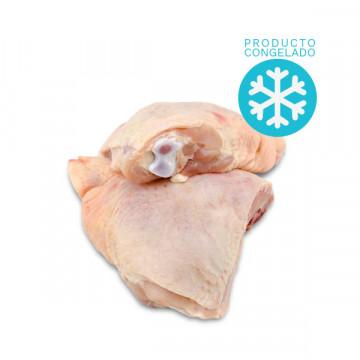 Frozen chicken thighs 2 units