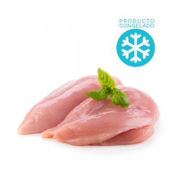 Frozen boneless chicken...