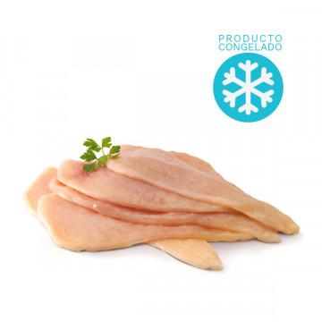 Frozen filleted chicken...