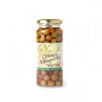 Arbequina olive jar  200 gr