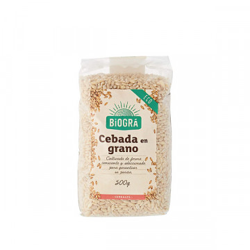 Barley grain package 500 gr