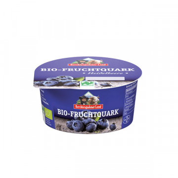 Blueberry quark cheese 200 gr