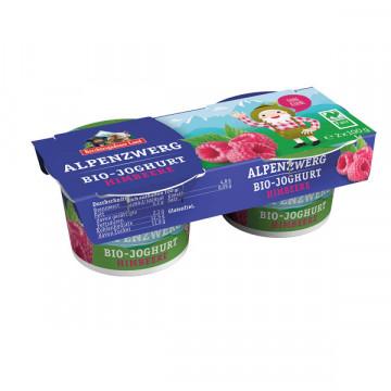 Children raspberry yogurt...