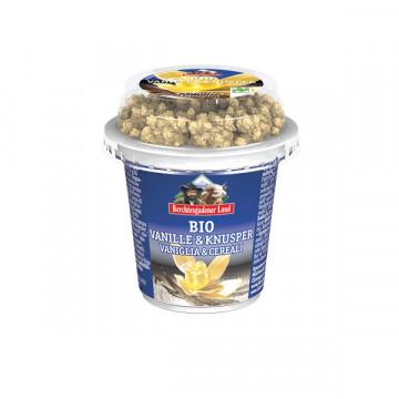Crunchy cereals vanilla...