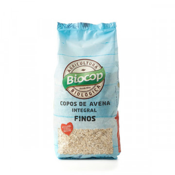 Fine wholegrain oat flakes...