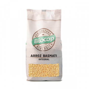 ARROZ BASMATI INTEGRAL 500 GR