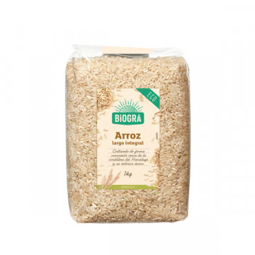 ARROZ INTEGRAL LARGO 1 KG
