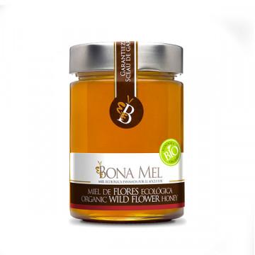 Flower honey jar 450 gr