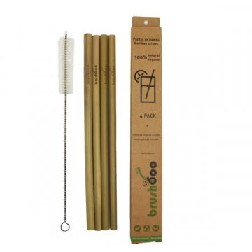 Bamboo straws  4 und