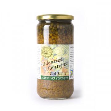 Cooked lentils 720 gr